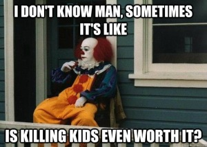 pennywise-the-clown-meme-killing-kids